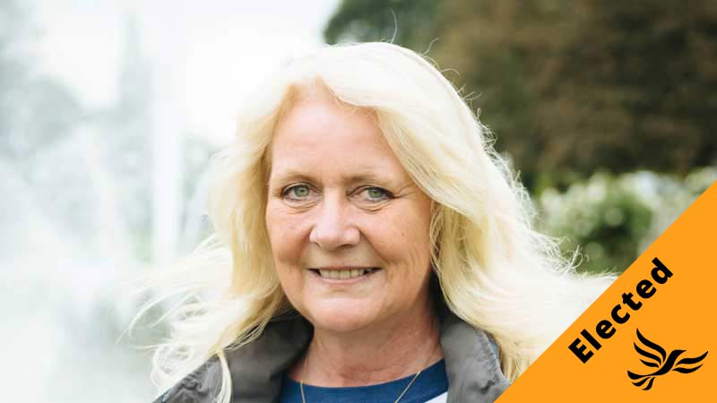 Jayne Ranshaw, Candidate for Peartree