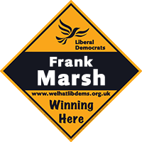 Frank Marsh - Winning Here