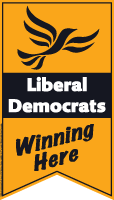 Lib Dems - Winning Here