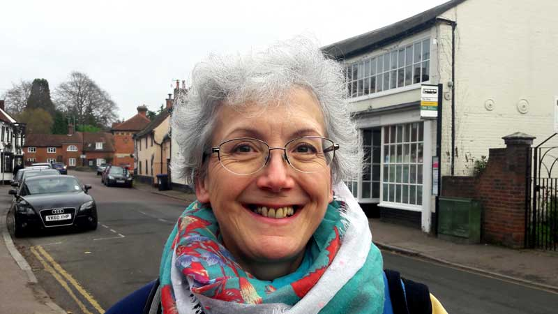Christina Raven, Candidate for Welwyn West