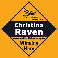 Christina Raven - Winning Here