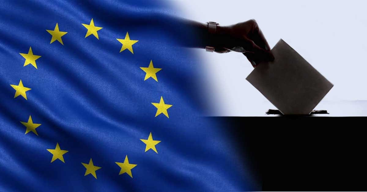 Register to vote in the European Elections
