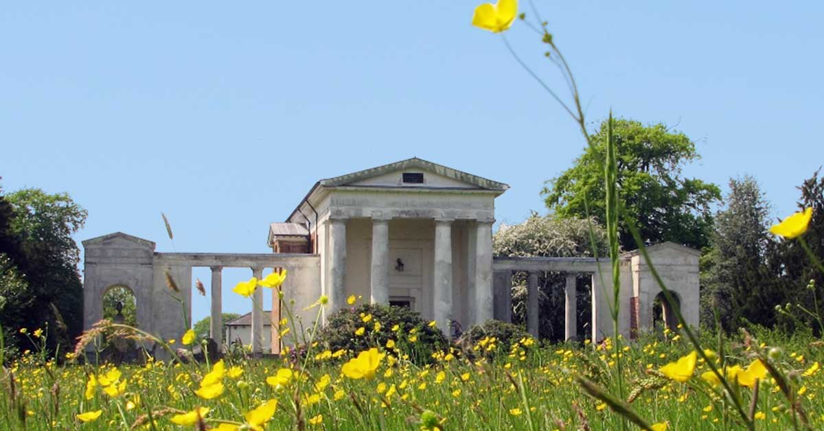 Palladian Church, Ayot St Lawrence