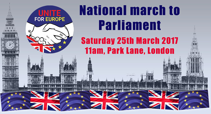 National March to Parliament March 2017