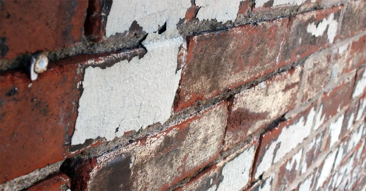 Crumbling schools a disgrace