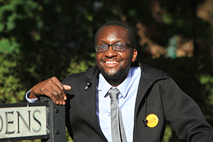 Anthony Dennis, Haldens By-Election Candidate