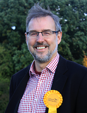 Nigel Quinton, Prospective Parliamentary Candidate for Welwyn Hatfield
