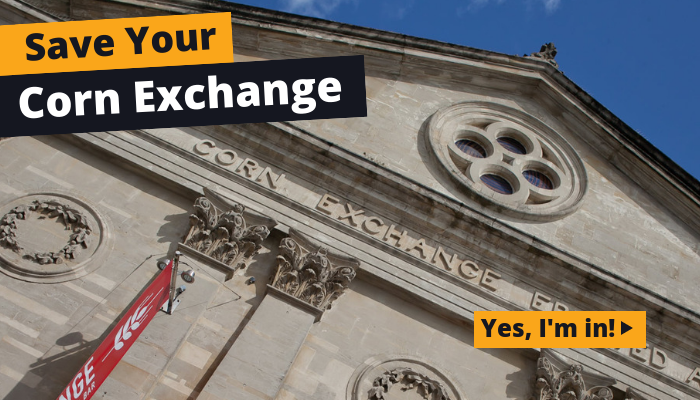 Save Your Corn Exchange