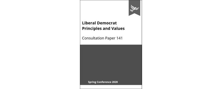 Liberal Democrat values and principles discussion