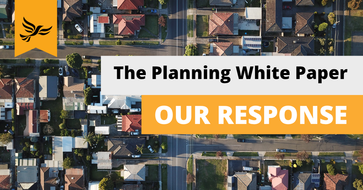 The Planning White Paper is a Disaster for Our Communities