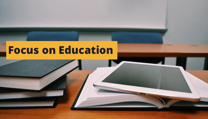 Lee on education