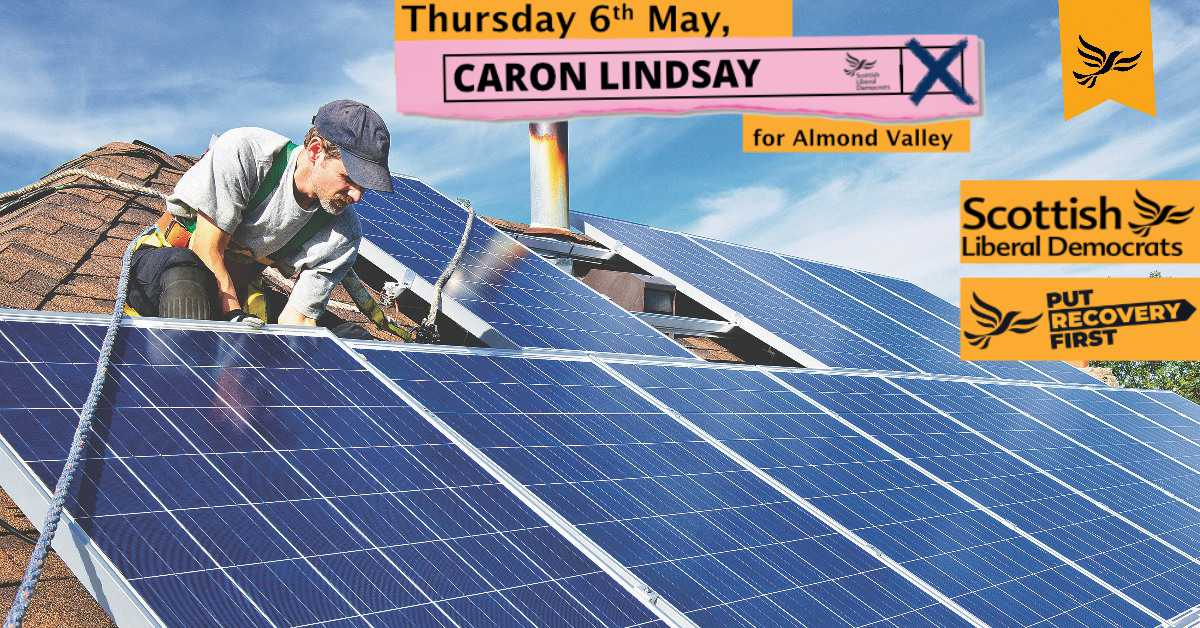 Caron Lindsay - the planet can't wait!