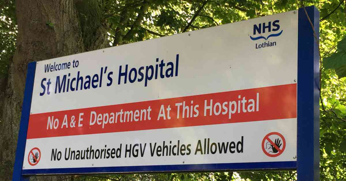 Save St Michael's Hospital in Linlithgow