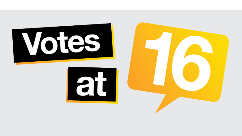 Let 16 and 17 year-olds vote in the referendum