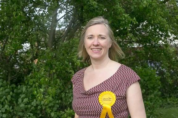 Jenny Wilkinson in Sutton Park