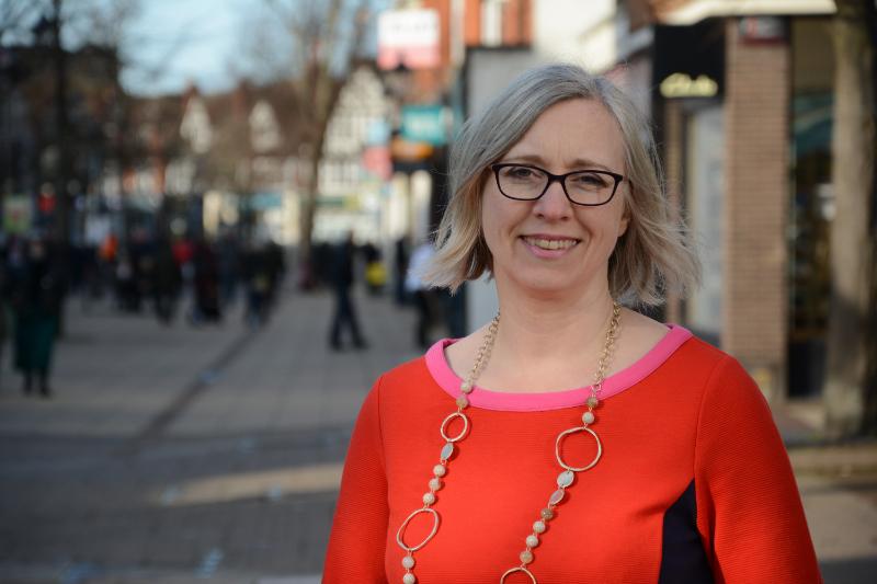 Jenny Wilkinson for West Midlands Mayor