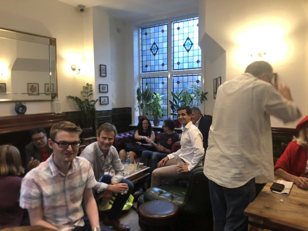 An Evening of Fun: Successful Lib Dem Pint