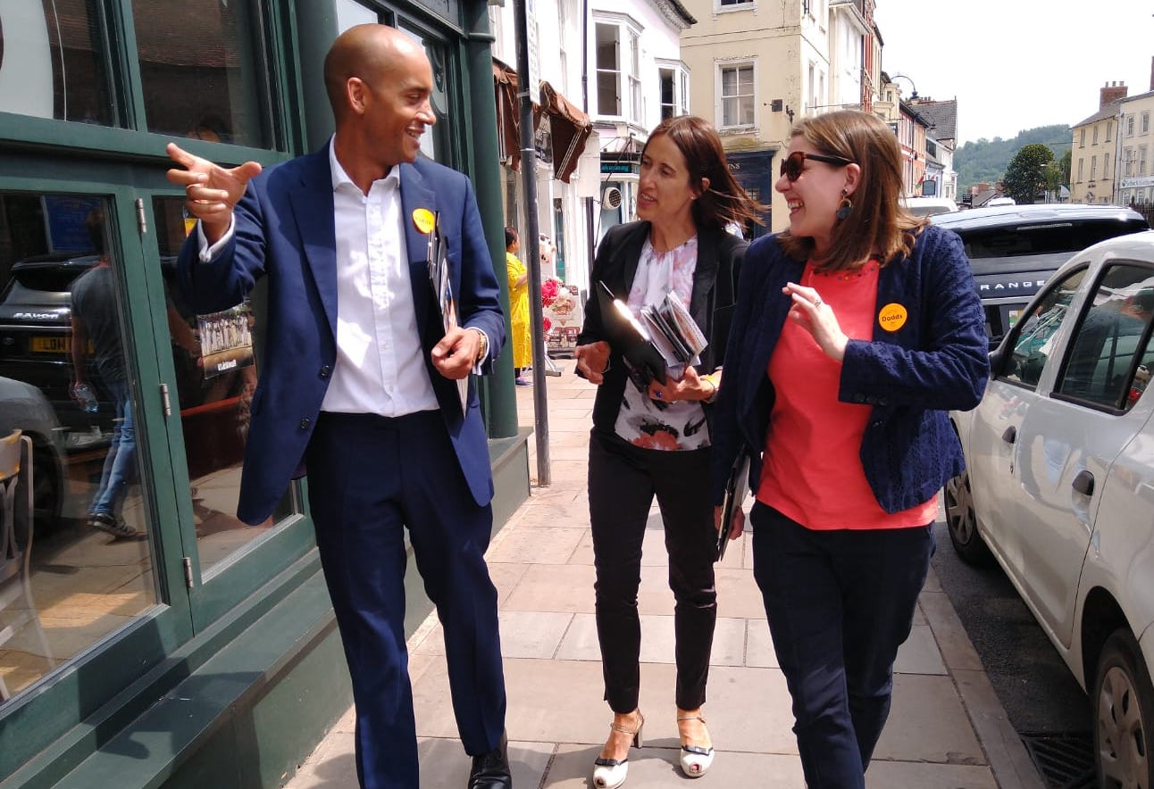 Chuka Umunna to Stand in Cities of London & Westminster