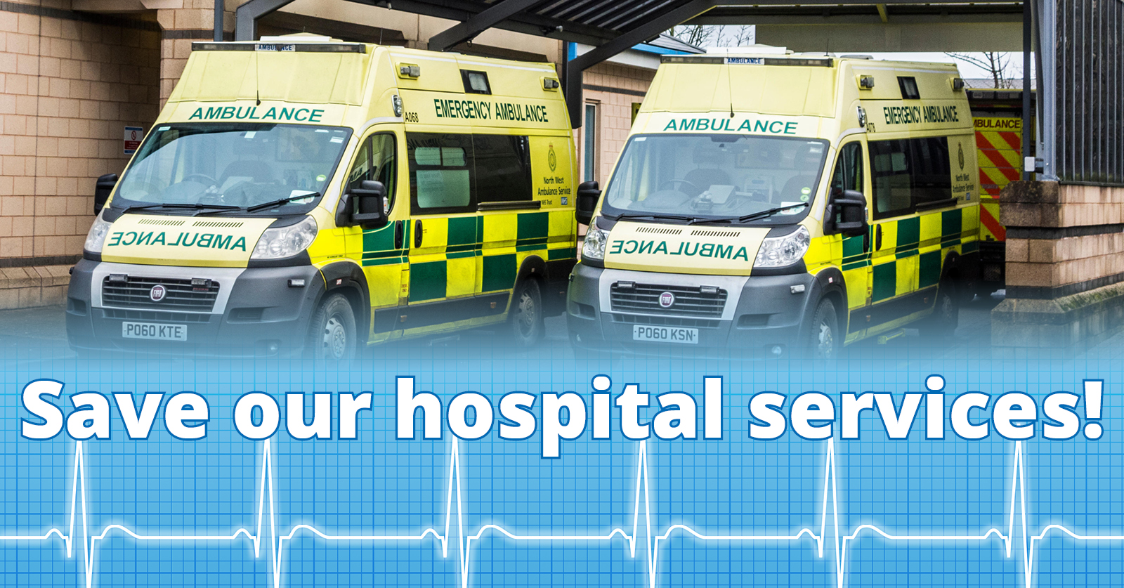 Save local hospital services