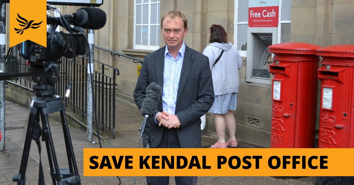 Save Kendal Post Office