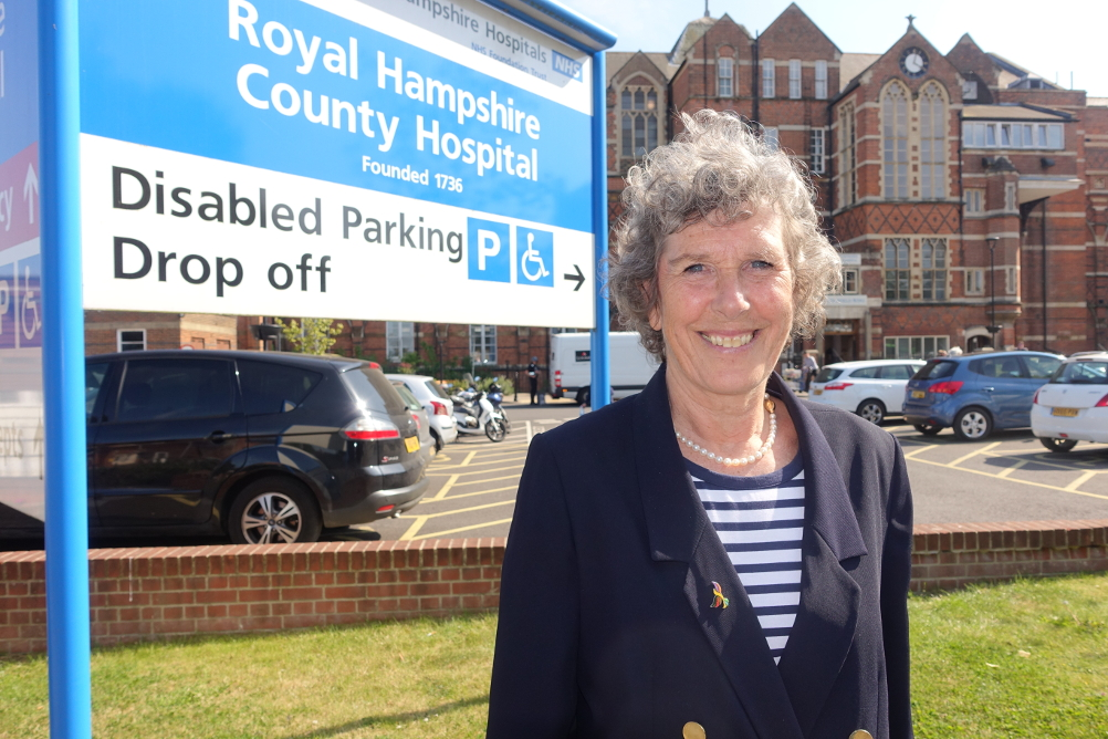 Concerns over future of acute care services in Winchester