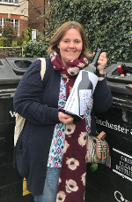 Lynda Murphy for St Michael