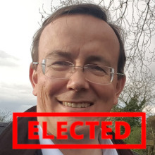 Martin Tod - elected