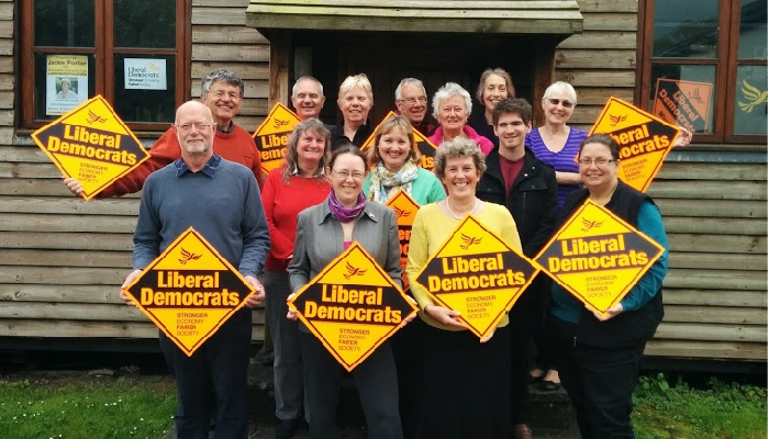 Lib Dem election success