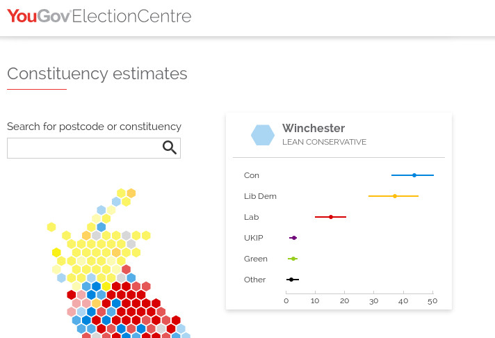YouGov confirm: Lib Dems CAN win in Winchester but we need your help