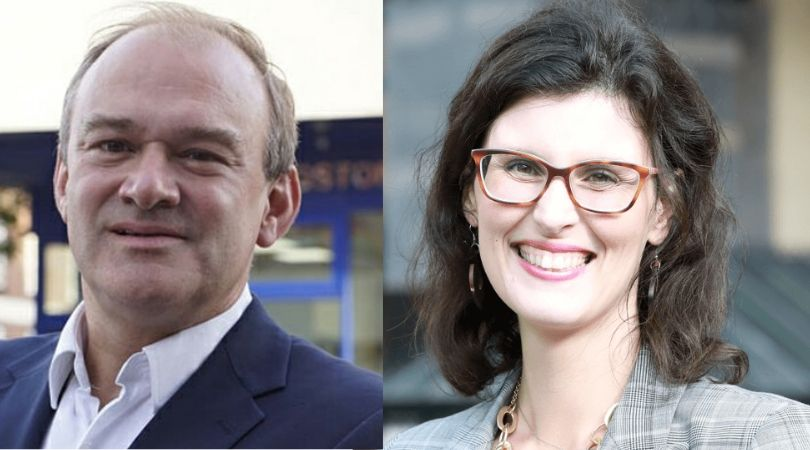 Quiz Ed Davey and Layla Moran on what they would do for women as Lib Dem leader