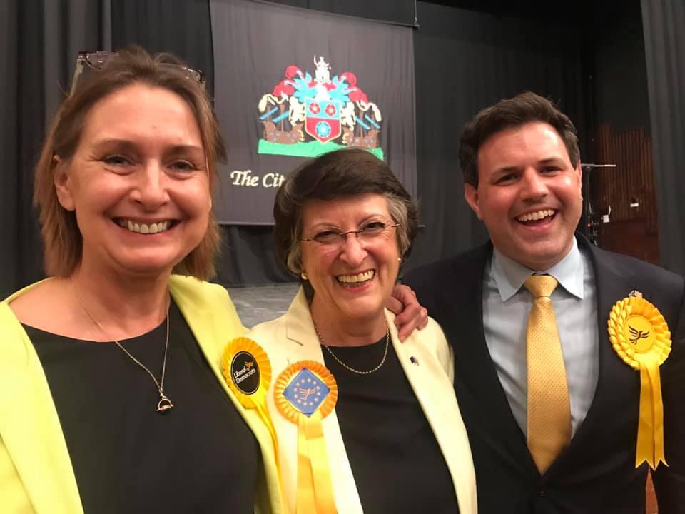 Winning Liberal Democrats