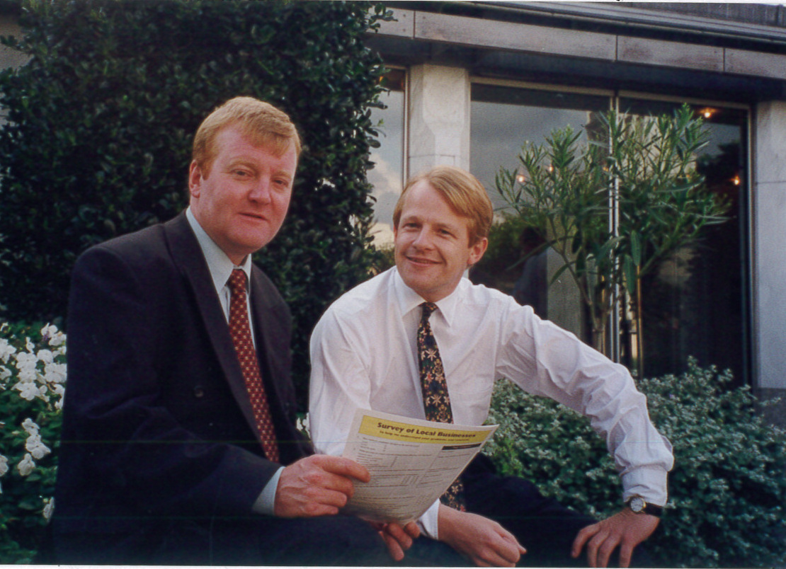 David Laws on the Loss of Charles Kennedy