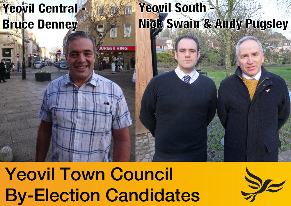Yeovil Liberal Democrats Ready to Fight By-Election