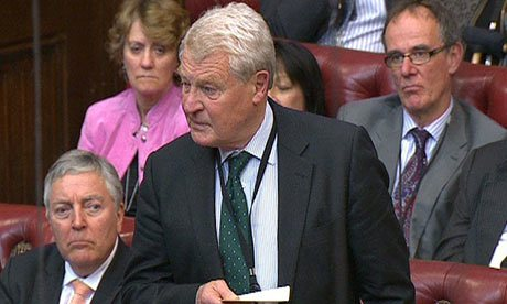 Ashdown raises GKN job losses and Yeovil's future in Parliament