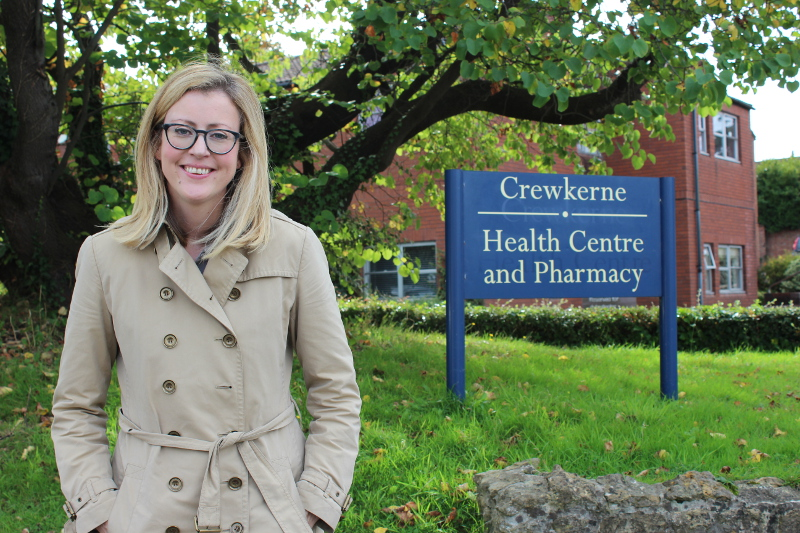 Daisy Benson calls for action to support rural communities in Yeovil constituency