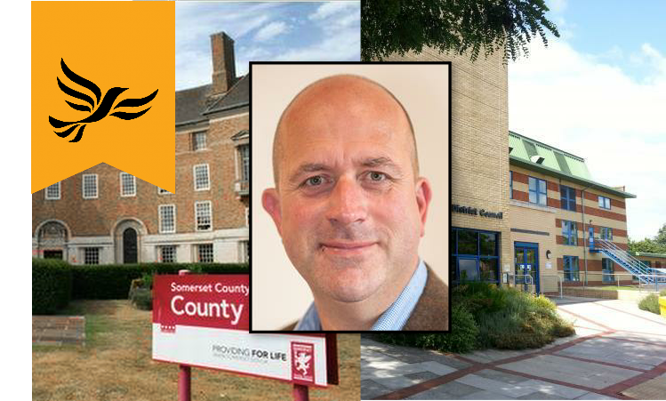 Latest Tory defection increases Lib Dem control in South Somerset