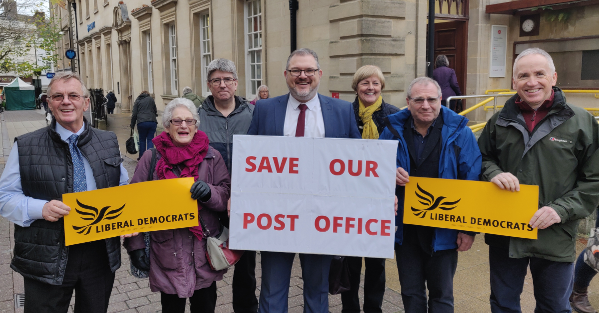 Save Yeovil Post Office