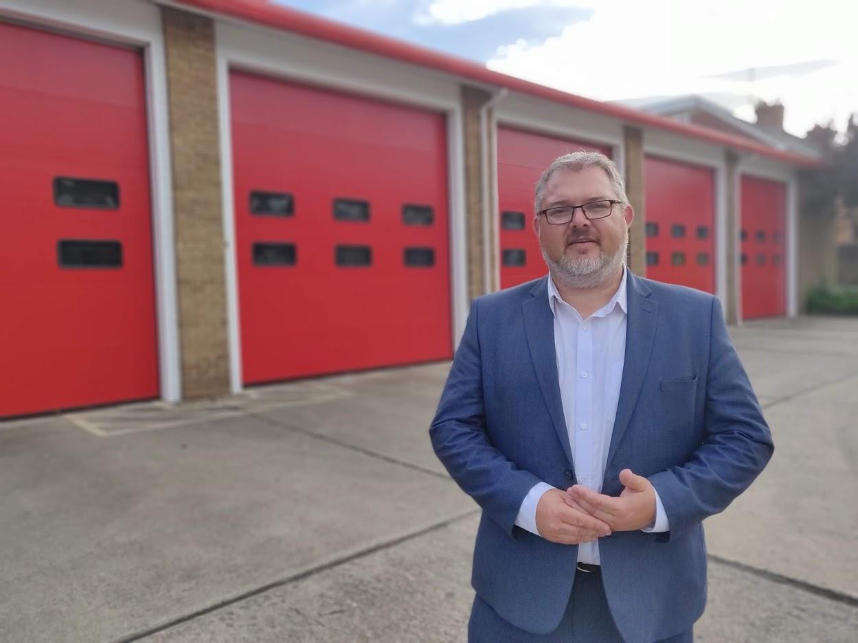 Fire Service Cuts