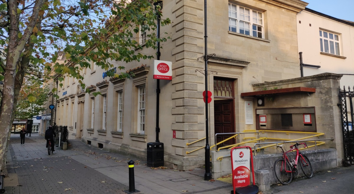 Yeovil Post Office