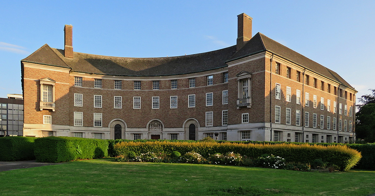 Somerset Count Hall Building