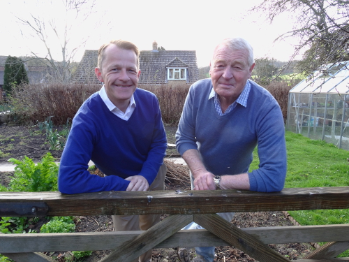 Paddy Ashdown endorses David Laws to be MP for Yeovil