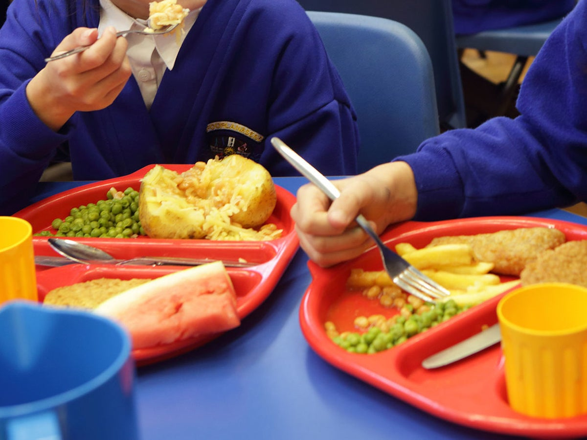 Free school meals pledged over half-term, as Council steps in where Government has failed as