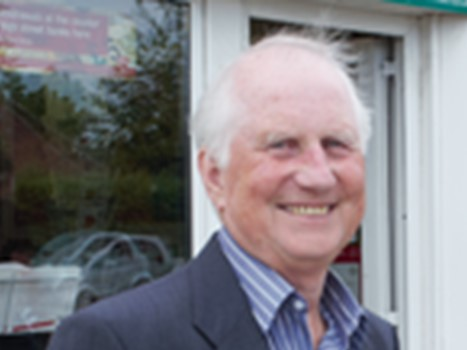 Cllr Keith Orrell