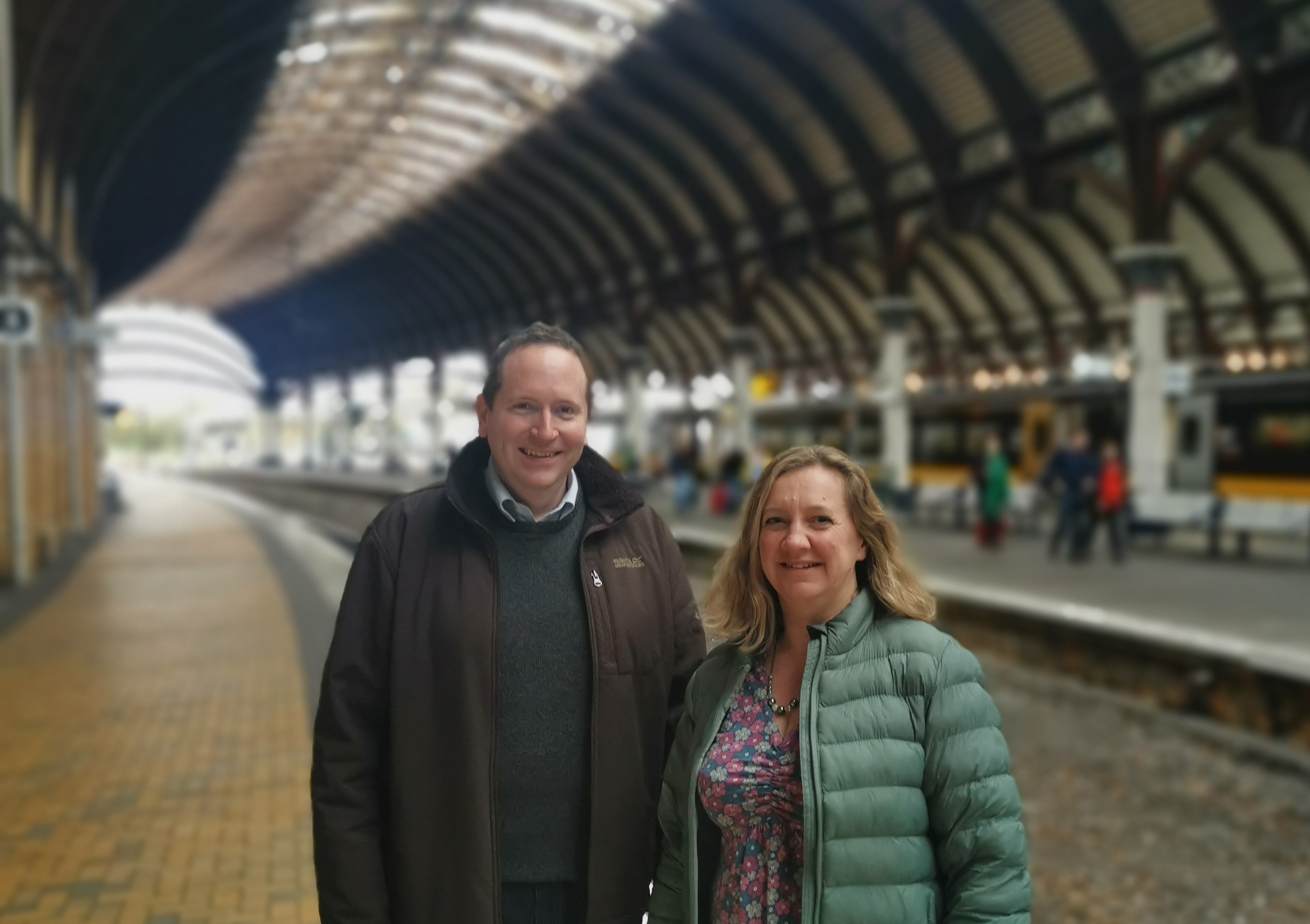 Liberal Democrats will freeze rail fare increases in York, saving thousands of pounds for local commuters