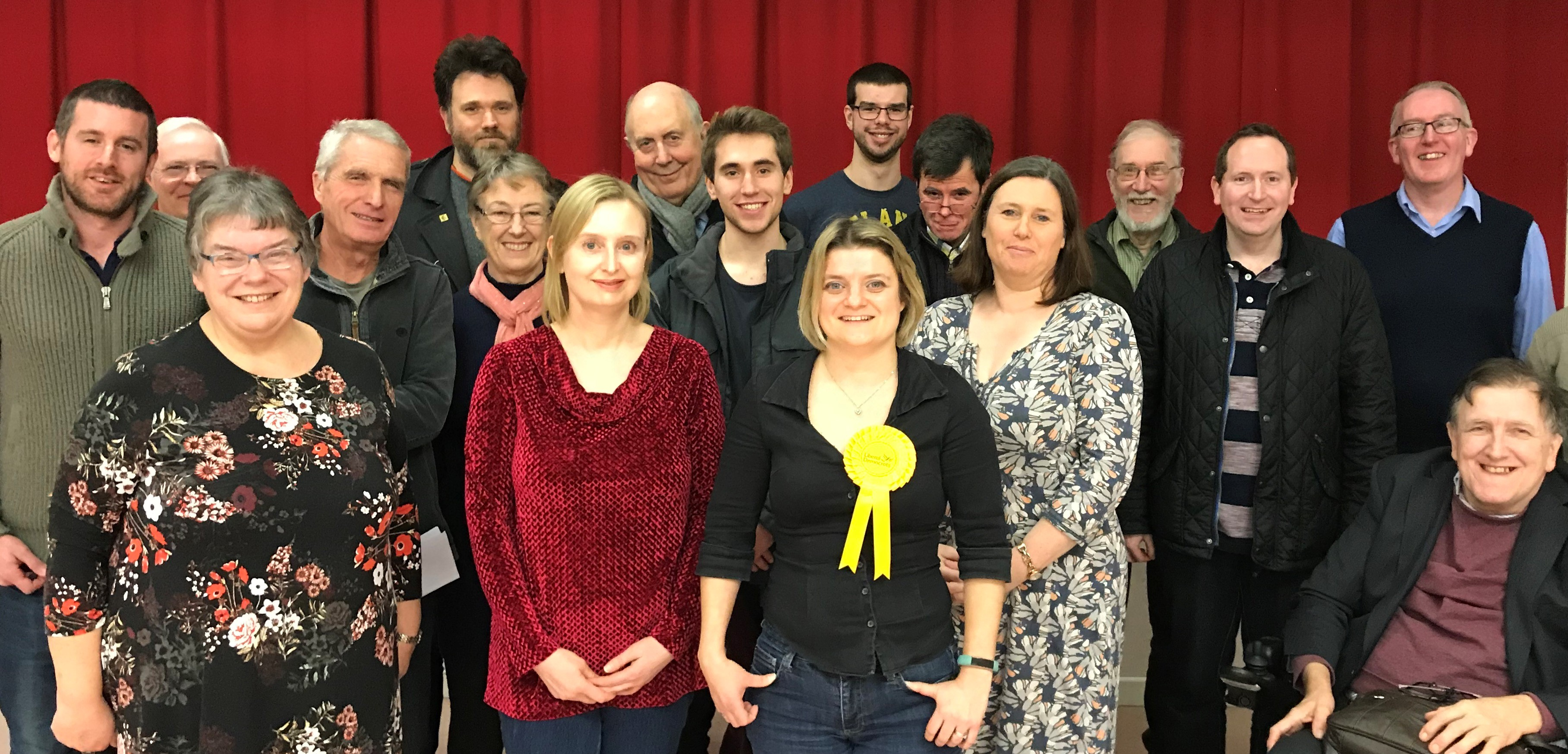 Lib Dems select candidate to contest Holgate by-election