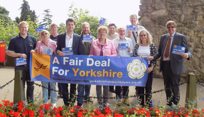 A Fair Deal for Yorkshire