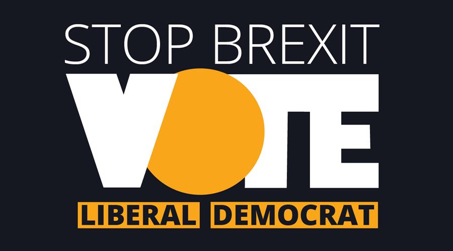 Stop Brexit Vote Lib Dem