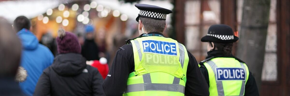 An extra £1bn a year to restore community policing