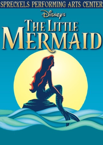 Preview night of The Little Mermaid to help youth education at the Leadership Institute.
