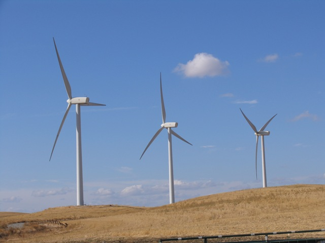 Turbine Behind